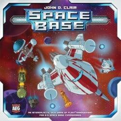 Space Base spel doos box Spellenbunker.nl