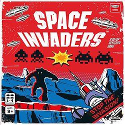Space Invaders spel doos box Spellenbunker.nl