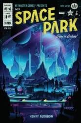 Space Park spel doos box Spellenbunker.nl
