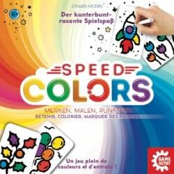 Speed Colors spel doos box Spellenbunker.nl