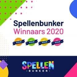 Spellenbunker Spellen van het Jaar 2020