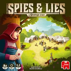 Spies & Lies - A Stratego Story Bordspel Jumbo