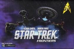 Star Trek: Frontiers spel doos box Spellenbunker.nl