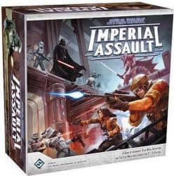 Star Wars Imperial Assault - Bordspel