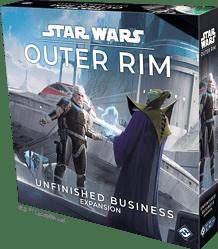 Star Wars: Outer Rim – Unfinished Business spel doos box Spellenbunker.nl