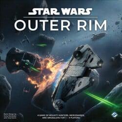Star Wars: Outer Rim spel doos box Spellenbunker.nl