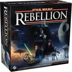 Star Wars Rebellion Bordspel