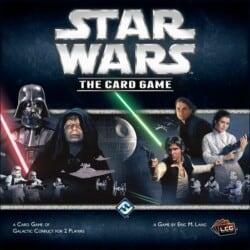 Star Wars: The Card Game spel doos box Spellenbunker.nl