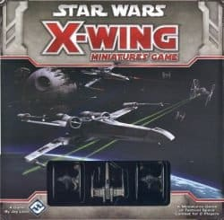 Star Wars- X-Wing Miniatures Game Bordspel
