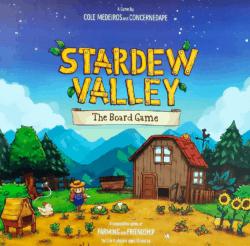 Stardew Valley: The Board Game spel doos box Spellenbunker.nl