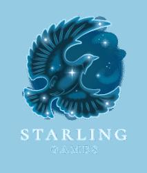 Starling Games Logo