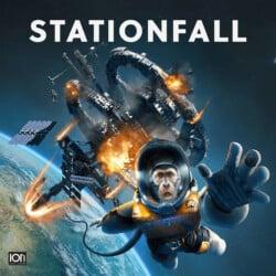 Stationfall spel doos box Spellenbunker.nl