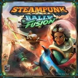 Steampunk Rally Fusion spel doos box Spellenbunker.nl