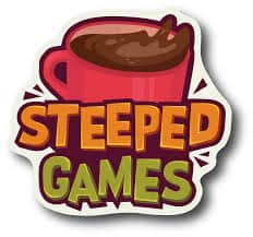 Steeped Games Logo