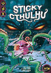 Sticky Cthulhu spel doos box Spellenbunker.nl