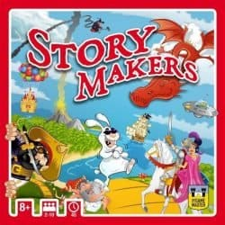 Story Makers The Game Master Bordspel Kinderspel Partyspel