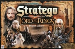 Stratego: Lord of the Rings Trilogy Edition spel doos box Spellenbunker.nl