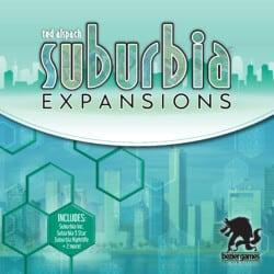 Suburbia Expansions (second edition) spel doos box Spellenbunker.nl