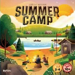 Summer Camp spel doos box Spellenbunker.nl