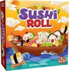 Sushi Roll Bordspel