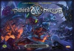 Sword & Sorcery: Ancient Chronicles spel doos box Spellenbunker.nl
