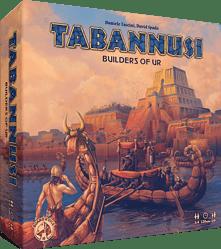 Tabannusi: Builders of Ur spel doos box Spellenbunker.nl