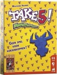 Take 5! (6 nimmt!) Kaartspel