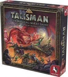 Talisman - Revised 4Th Edition Bordspel