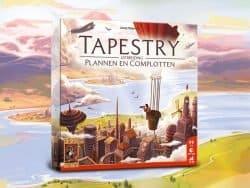 Tapestry - Plannen en Complotten Uitbreiding Bordspel 999 Games