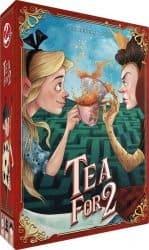 Tea for 2 Bordspel Kaartspel