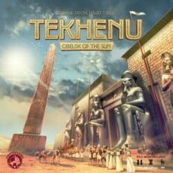 Tekhenu: Obelisk of the Sun spel doos box Spellenbunker.nl