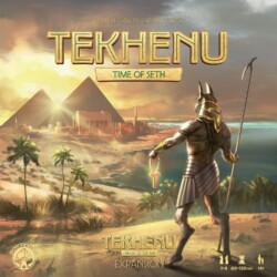 Tekhenu: Time of Seth spel doos box Spellenbunker.nl