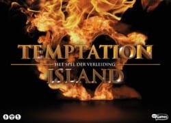 Temptation Island: The board game spel doos box Spellenbunker.nl
