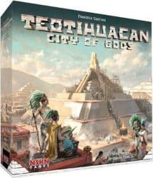Teotihuacan City of Gods Bordspel