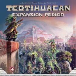 Teotihuacan: Expansion Period spel doos box Spellenbunker.nl