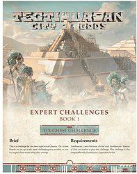 Teotihuacan: Expert Challenges – Book 1 spel doos box Spellenbunker.nl