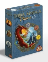 Terra Mystica- Vuur en IJs Uitbreiding Bordspel White Goblin Games