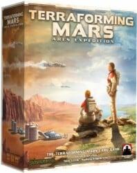 Terraforming Mars: Ares Expedition spel doos box Spellenbunker.nl