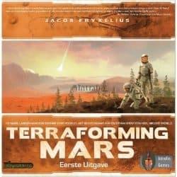 Terraforming Mars Bordspel