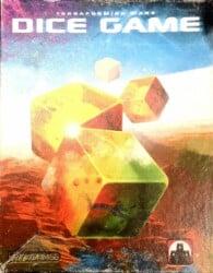 Terraforming Mars: Dice Game spel doos box Spellenbunker.nl