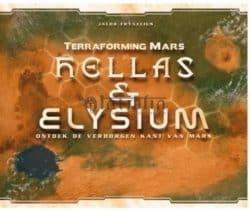Terraforming Mars - Hellas & Elysium Bordspel Uitbreiding