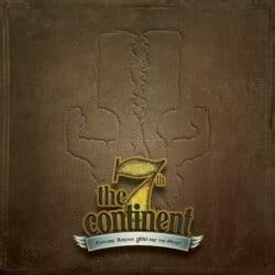 The 7th Continent: Classic Edition spel doos box Spellenbunker.nl