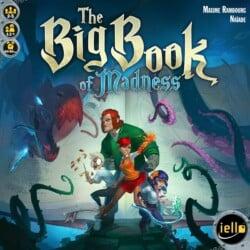 The Big Book of Madness spel doos box Spellenbunker.nl