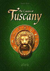 The Castles of Tuscany spel doos box Spellenbunker.nl