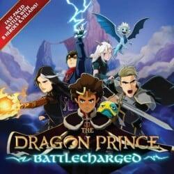 The Dragon Prince: Battlecharged spel doos box Spellenbunker.nl