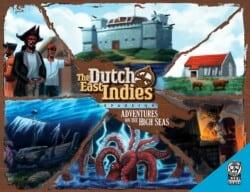 The Dutch East Indies: Adventures on the High Seas spel doos box Spellenbunker.nl