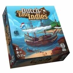 The Dutch East Indies spel doos box Spellenbunker.nl