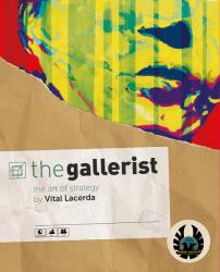 The Gallerist Bordspel