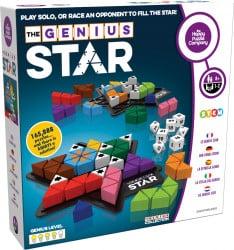 The Genius Star Bordspel