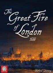 The Great Fire of London 1666 spel doos box Spellenbunker.nl